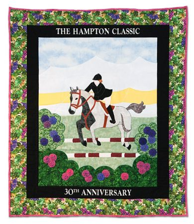 453: The Hampton Classic 30th Anniversary by Diana M. Berthold