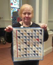 Susan Acevedo - Birds in the Air Quilt