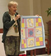 Mary Butler - Charity Quilt