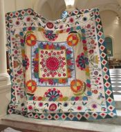 Karen Baskett - Quilt for Jill