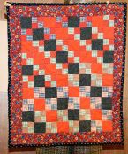 Quilt from Small Squares
