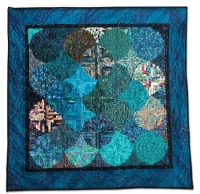 3rd Prize - Pieced, Hand Quilted, Small