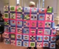 Janice Ewing - Charity Quilt