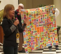 "Lisa Mason - ""Straighten Up and Fly Right"" Quilt"