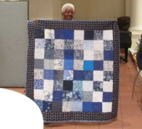 Margaret Simmons - Post 9/11 Survivor Quilt